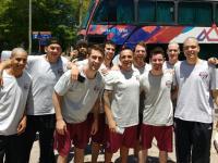 Empieza una dura gira de Salta Basket por Chaco