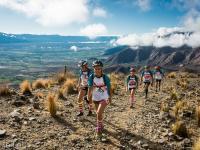"""La tercera edición de la """"Calchaquí Trail"""" tiene revolucionada a Cafayate"""