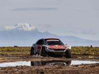 Peterhansel ganó la etapa 8 y llega a Salta como el candidato del Dakar