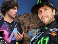 Video: Joaqo hizo todo para convertirse en un piloto del Dakar