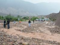 Por cortes en las rutas no se puede ir a los pasos a Chile