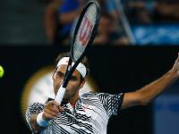 Federer tuvo un regreso triunfal en Australia