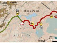 El Dakar se reinició en una fase decisiva