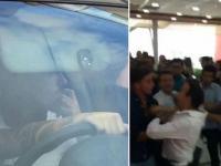Nuevo video de la pelea de Fede Bal en un Mc Donald's de Carlos Paz