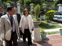 """""""Si un extranjero comete un delito en su país no puede entrar a Argentina"""", dijo Bullrich"""