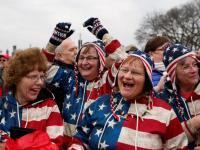 """Los """"deplorables"""" sienten orgullo por su Presidente"""