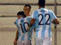 Argentina necesita lograr su primer éxito