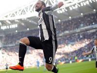 Higuaín y Dybala mantienen a Juventus en la cima del Calcio