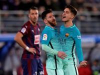 "Goleada del ""Barça"""