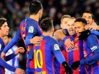 Con gol de Neymar, Barcelona le ganó a la Real Sociedad