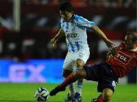 Atlético vs Independiente se miden esta noche en el Martearena