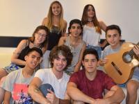 Video: artistas locales se juntaron y cantaron el tema del verano