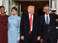 Así fue el encuentro entre Barack Obama y Donald Trump