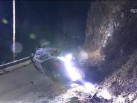Video: un corredor mató a un espectador en un accidente en el rally de Montecarlo