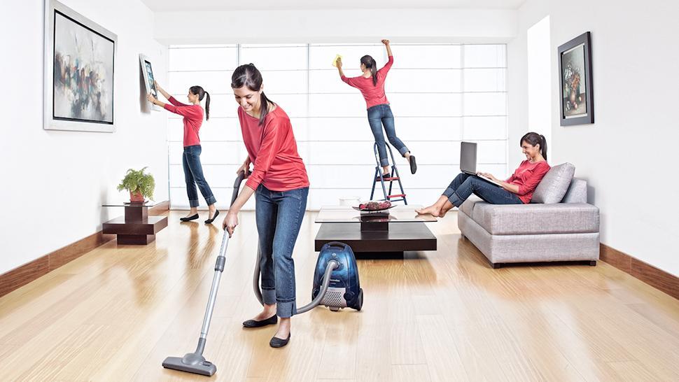 El trabajo en casa es cosa de mujeres la gaceta salta - Trabajo limpiando casas ...