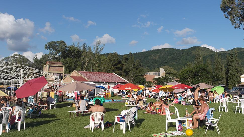 Conoc d nde pod s disfrutar del sol y la pileta en la for Piletas en zona norte para pasar el dia 2015