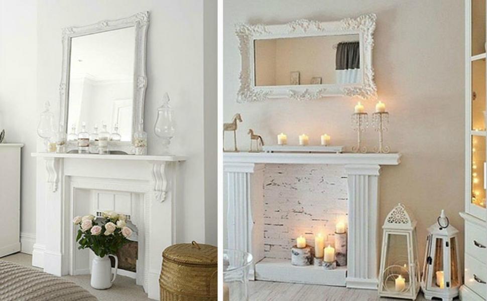 Espejos amplitud y luminosidad para el hogar la gaceta for Pintar marco espejo