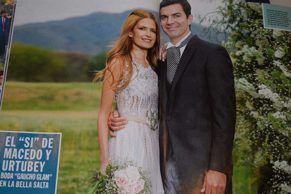 Qu cuentan las revistas de f randula de la boda de for Ultimos chimentos dela farandula argentina 2016