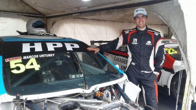Mariano Altuna se impuso en la carrera del Top Race V6
