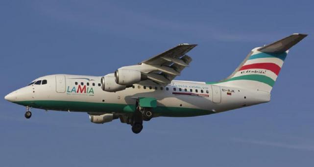 Bolivia detiene a gerente de Lamia, dueña del avión de Chapecoense