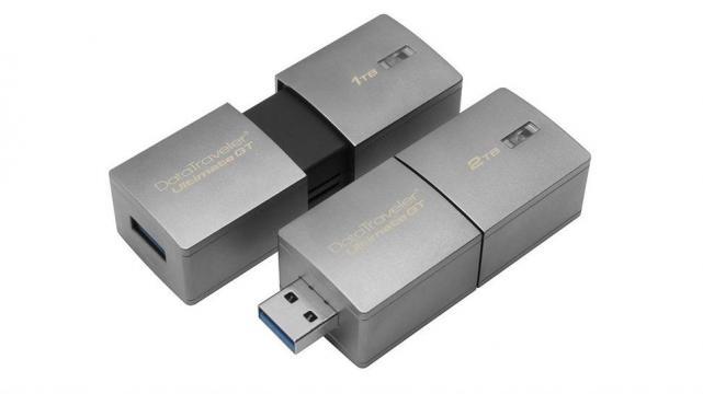 Kingston lanzará la USB con la mayor capacidad del mundo