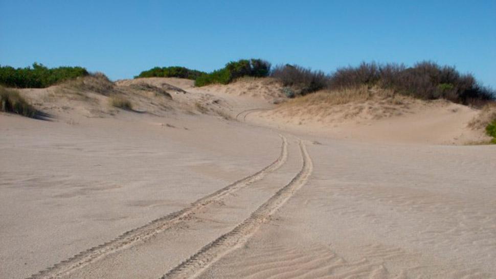 Una turista se extravi en las dunas de villa gesell y for Temperatura actual en villa gesell