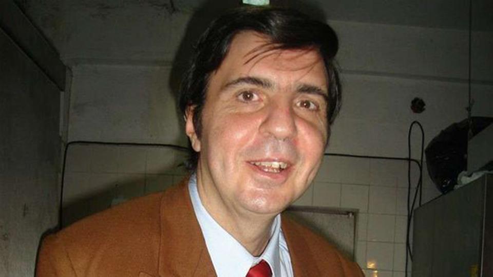 El humorista Carlos Russo murió a los 57 años