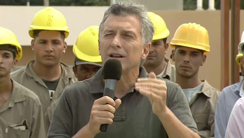 Macri relanzó el Procrear: