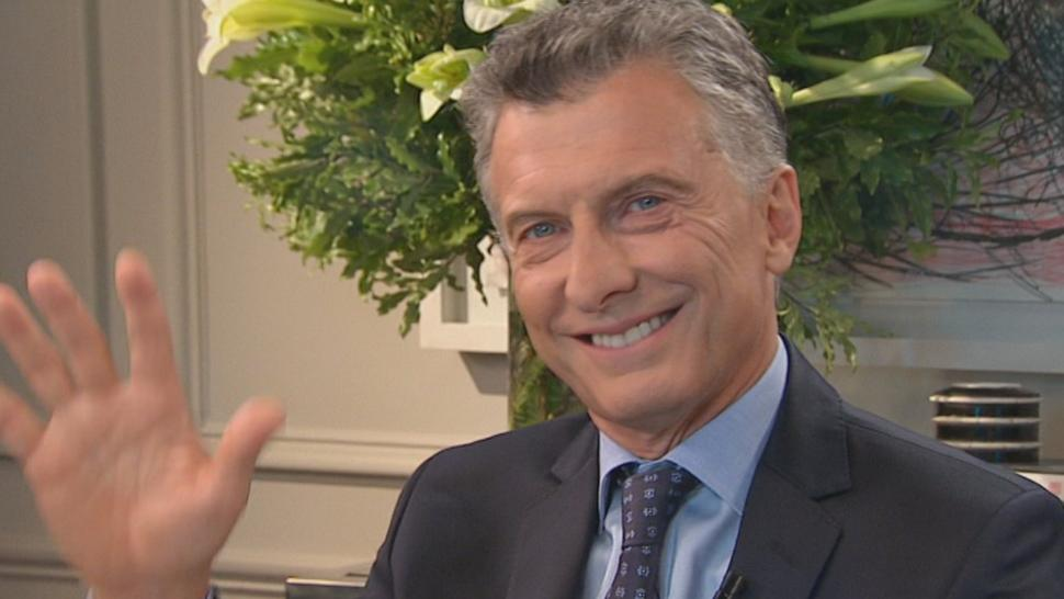 (VIDEO) Argentina: Macri hizo tremendo papelazo en entrevista con Mirtha Legrand