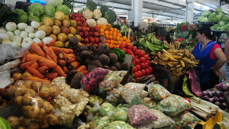 Los productos agrícolas subieron 5,29 veces en marzo