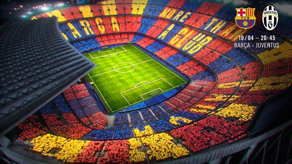 Barcelona va por un nuevo milagro ante Juventus