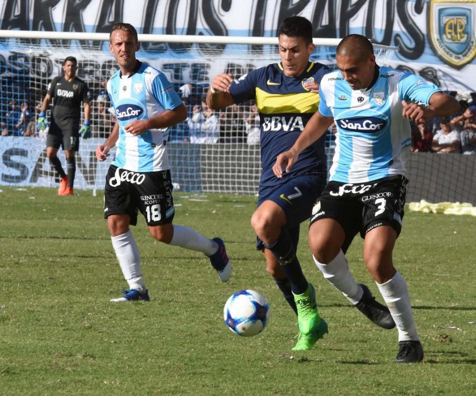 Boca empató en 0 con Atlético Rafaela