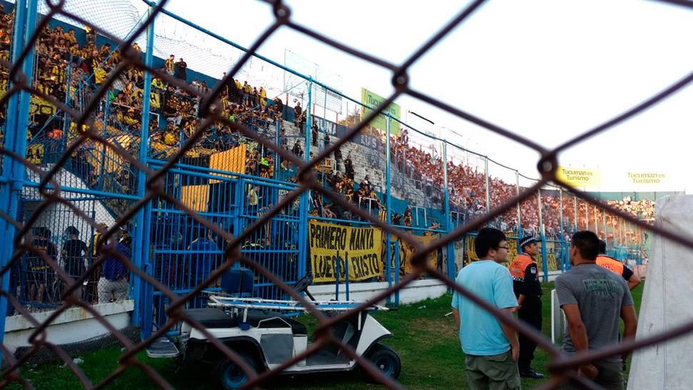 Un histórico Atlético Tucumán dejó afuera a Peñarol