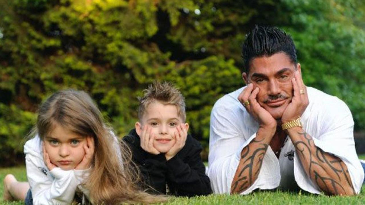 El tierno homenaje del hijo de Ricardo Fort a su papá