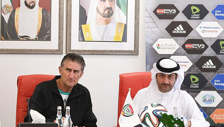 Bauza es el nuevo seleccionador de Emiratos Árabes Unidos