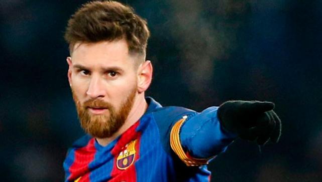 Astro del Barcelona gana juicio y donará dinero a ONG — Lionel Messi