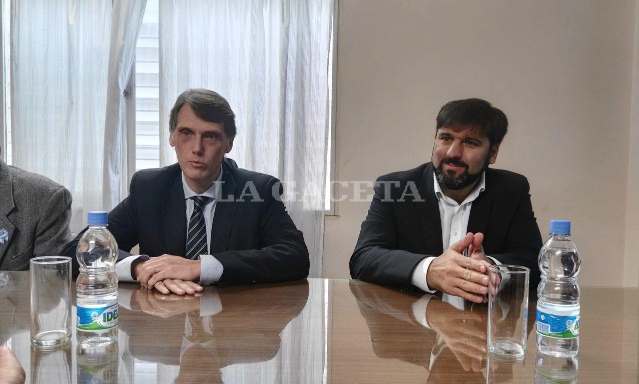 Duhalde pidió internas en el peronismo y elogió a Randazzo y Urtubey