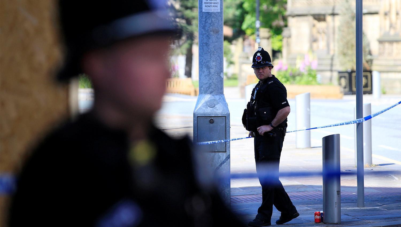 Difundieron imágenes del atacante de Manchester antes de la explosión