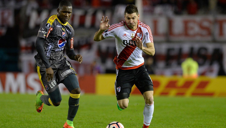 Copa Libertadores: DIM de Colombia vence a River