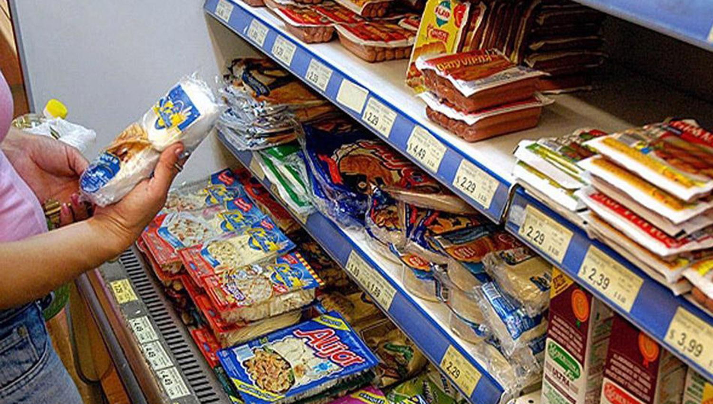 Producción de alimentos y bebidas cayó un 2,3%