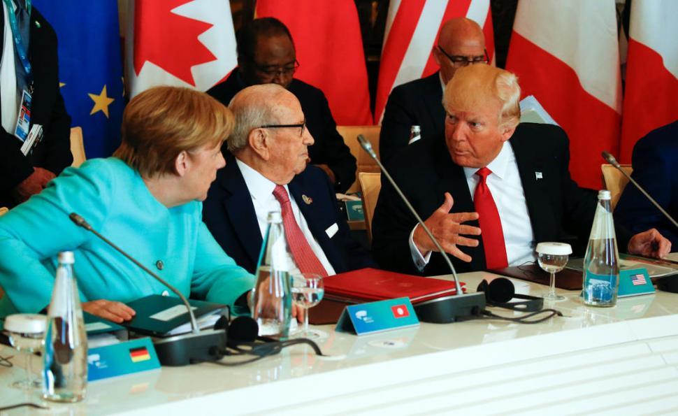 Europa ya no puede confiar en sus aliados: Merkel