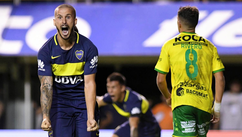 Benedetto dio la cara y habló de su posible pase al Sevilla