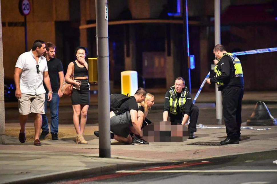 Estado Islámico se atribuye la autoría del atentado en Londres