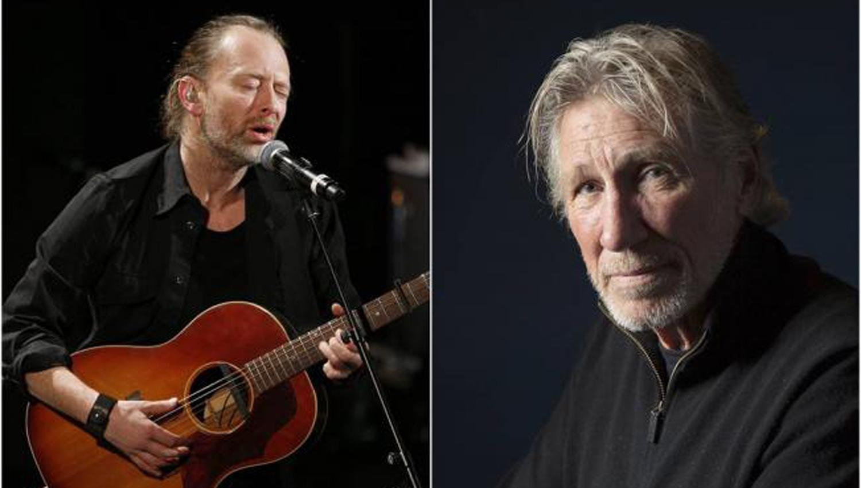 Roger Waters responde a Thom Yorke por concierto de Radiohead en Israel