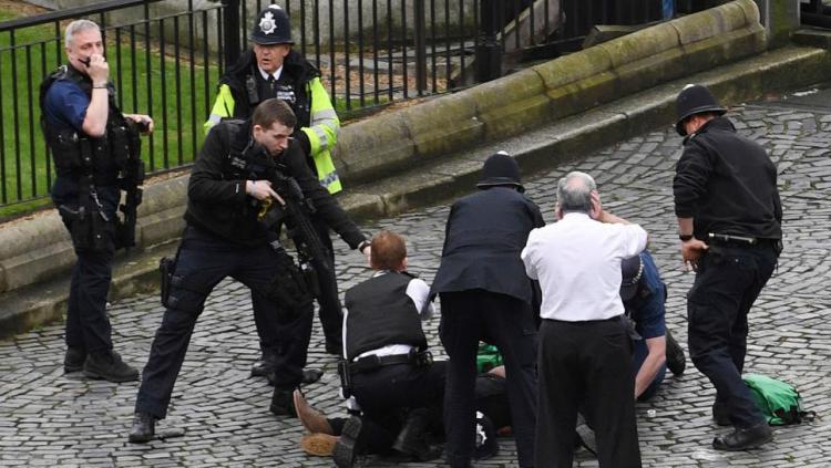 Atentado en Londres: siete muertos y decenas de heridos