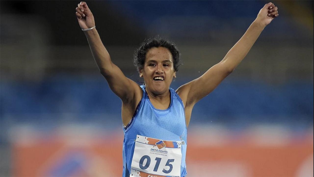 Por tener un sponsor, una atleta paralímpica también se quedó sin pensión
