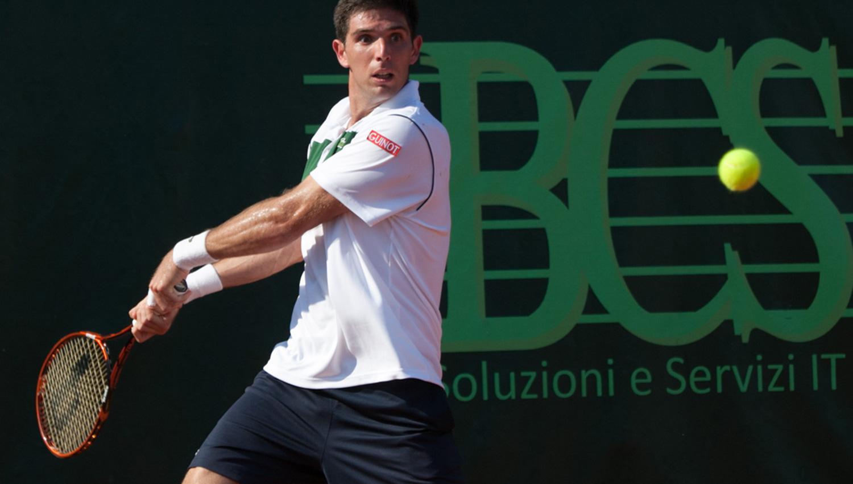 El argentino Delbonis se adjudicó el Challenger de Tenis de Todi