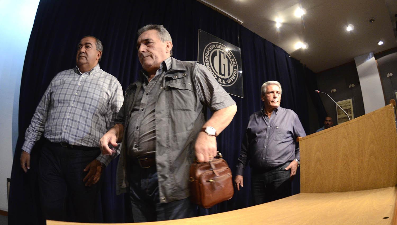 Cumbre por aumento del salario mínimo — Argentina