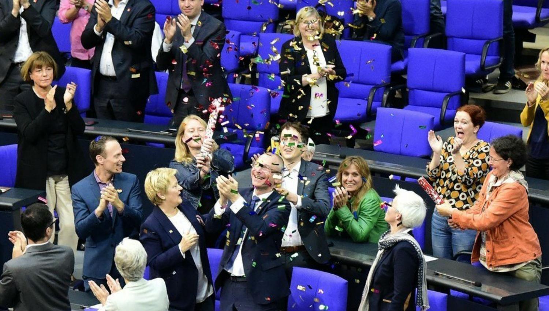 El Parlamento alemán aprobó la legalización del matrimonio igualitario