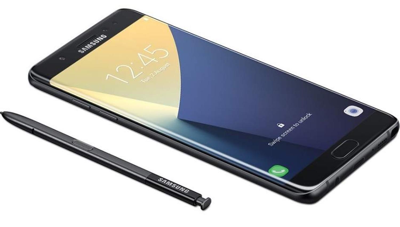 Samsung presentará el Galaxy Note7 renovado el 7 de julio